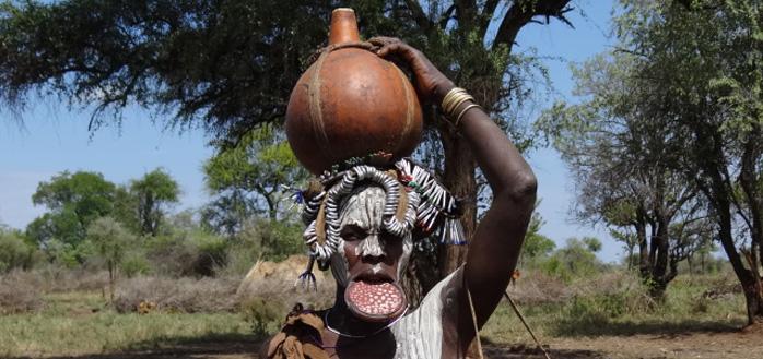 Mosaïque culturelle des tribus de l'Omo et montagnes du Balé