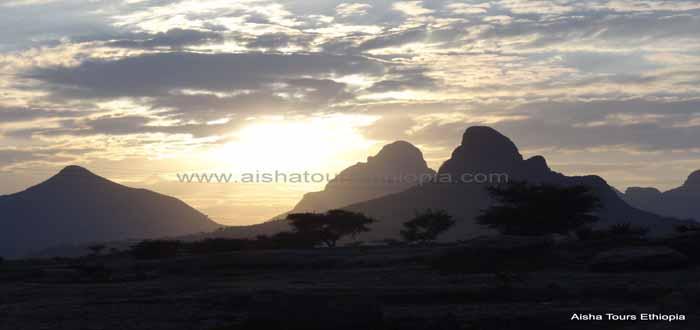 Du Nord au Sud de l'Ethiopie