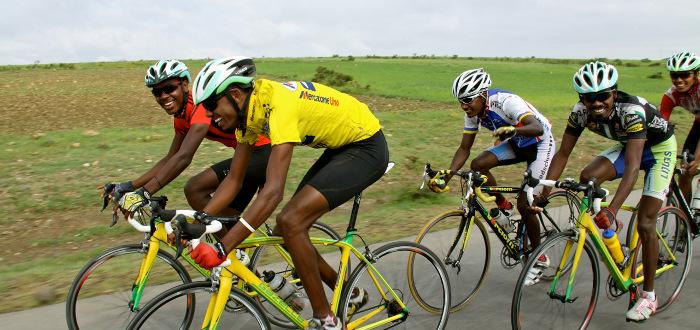 Circuit en vélo à travers la grande Ethiopie