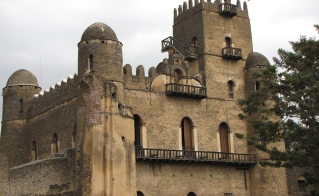 The castles of Gondar