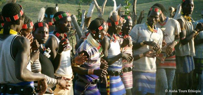 Les Ethnies de la vallée de l'Omo
