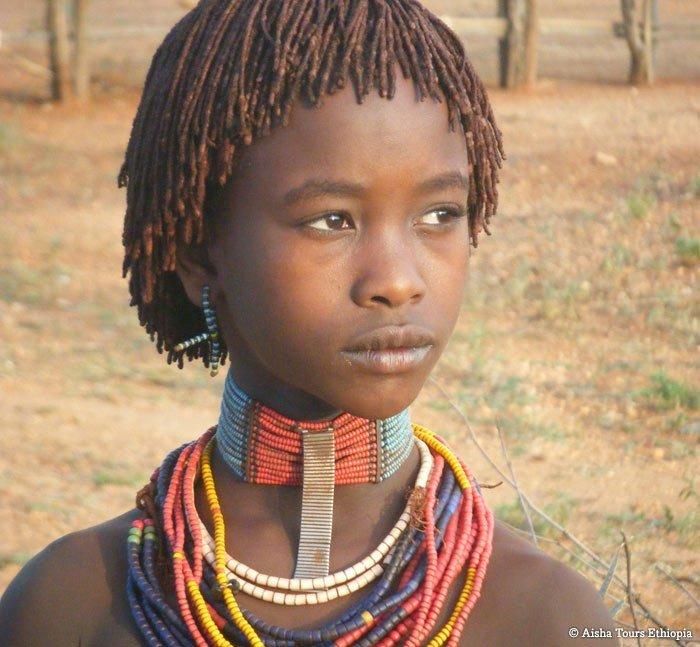 The Tsamay people