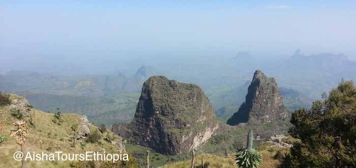 Roof of Africa – Trekking in the Simien Mountains