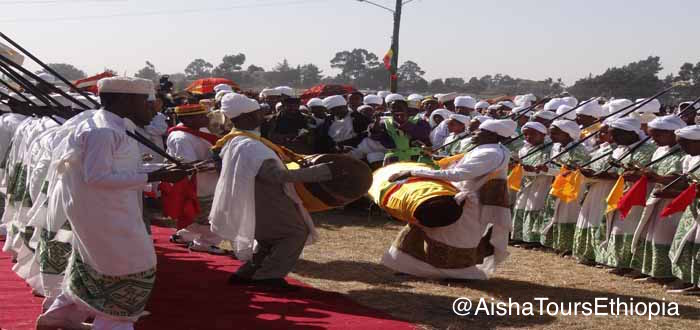 Fasika festival to Lalibela and historic route in Ethiopia