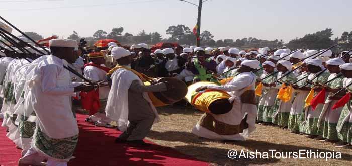 Fasika festival to Lalibela and historic route in Ethiopia