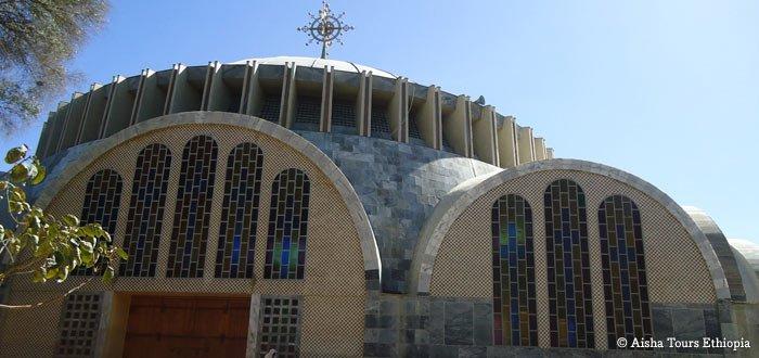 Trekking dans les montagnes du Semien et paysages panoramiques, églises d'exception