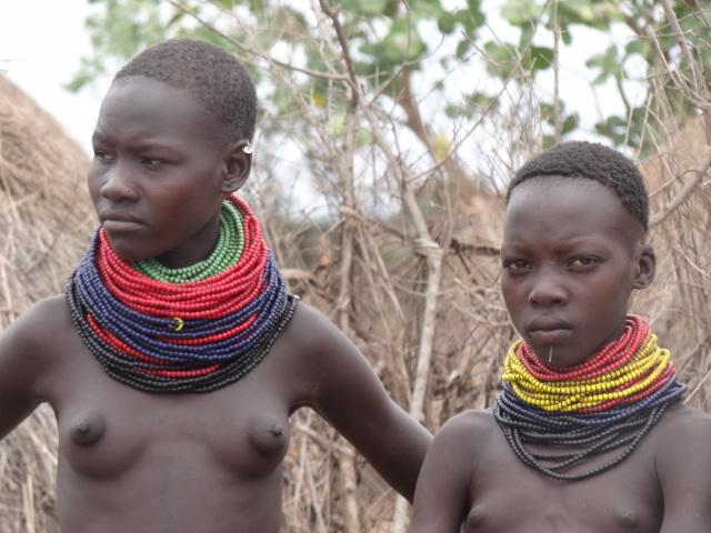 Le peuple Nyangatom