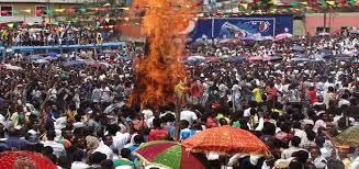 Le festival de Meskal