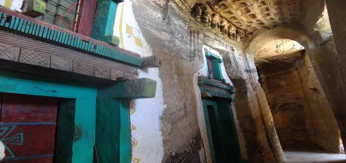 Les églises rupestres du Tigray et Lalibella